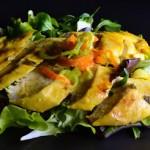 Pollo speziato arancia e curcuma (senza sale!)