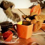 Biscotti vegan senza zucchero e senza glutine, con farina di castagne