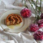 Girelle mela e cannella di Estella, ovvero cinnamon rolls vegan (e non) e glutenfree