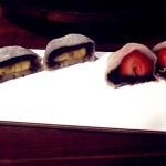 Una domenica fra i dolci giapponesi: daifuku e tsubu-an hand made