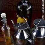 Olio aromatizzato al timo e limone per Garofalo