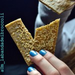 Crackers saraceno & riso senza lievito e senza glutine