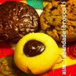 """Biscotti al doppio cioccolato """"arabi"""""""
