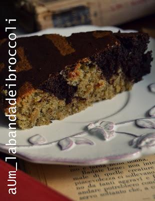 La torta marmorizzata (glutenfree) all'olio d'oliva