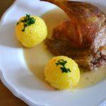 Die super Ente kann alles! Anatra al forno (glutenfree)