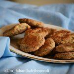Biscotti vegani senza zucchero seconda versione (glutenfree)