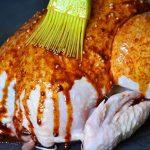 Pollo con salsa alla paprika fatta in casa (glutenfree)