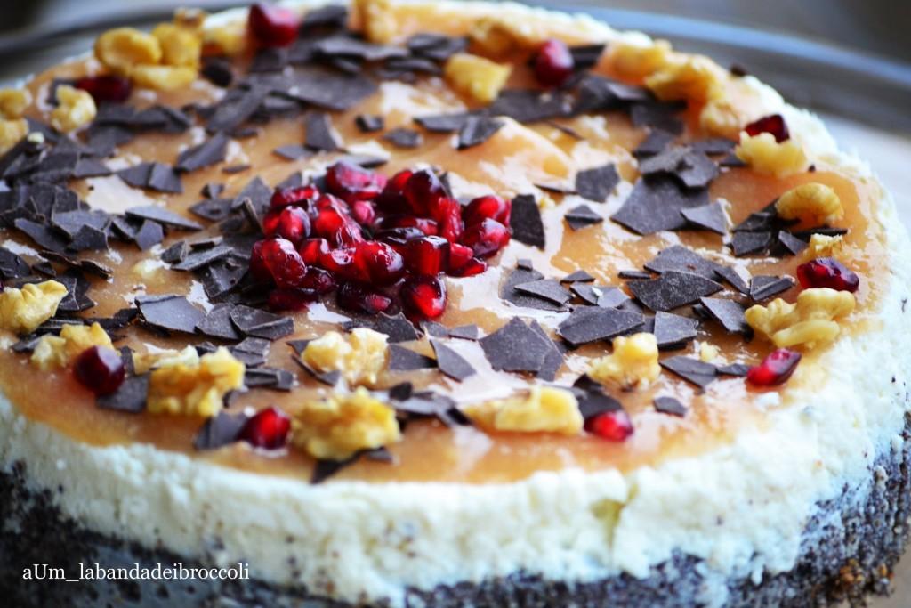 Mohn Torte, Torta di semi di papavero