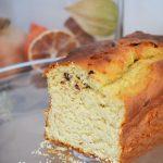 Plumcake veloce arancia e olio